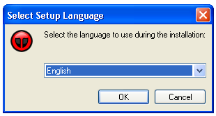language preferences. Save the installation file to your disk. Start the installation by executing (double-clicking) the downloaded setup file. 2.