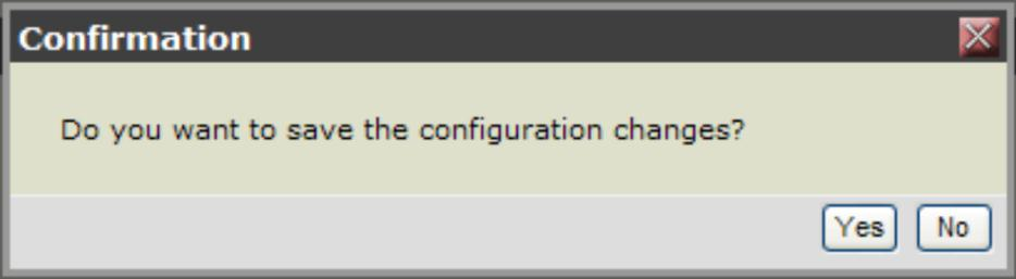 To save your configuration changes: 1 Make changes to your phone settings using the Web Utility. 2 Click the Save button to save your changes.
