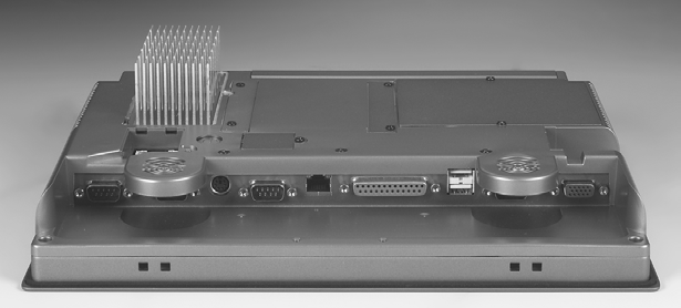 Dimensions Accessories TPC-0G WMK TPC-0G CDK TPC-0G HDD TPC-0G wall mount kit TPC-0G/H CD-ROM kit TPC-0G external HDD kit Rear View Speaker x Unit: mm Online Download www.advantech.