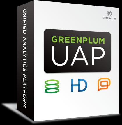 Enterprise-ready Hadoop for unstructured data Greenplum Chorus,