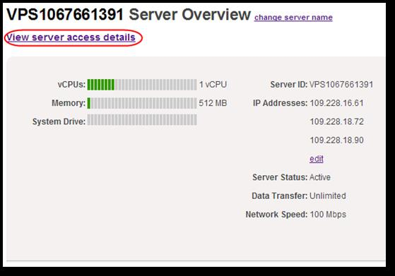 "Virtual Servers A Virtual Private Server (VPS) is a full server that's simulated within a physical ""host"" server."