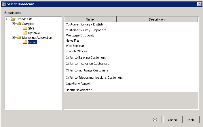 Selecting Export Definitions 215 Note that quoting and delimiter options are set in the Export Definition plug-in in SAS Management Console.