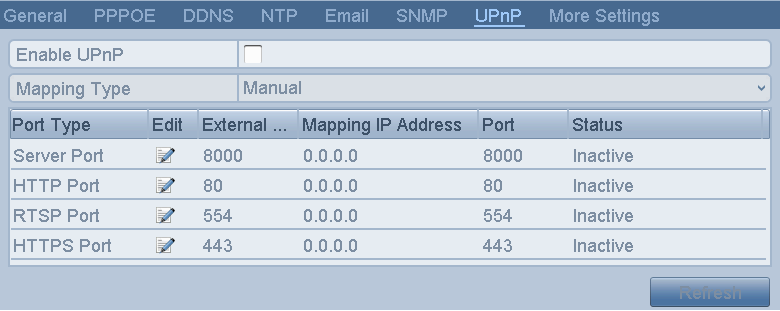 9.2.5 Configuring UPnP Settings Purpose: Universal Plug and Play (UPnP ) can permits the device seamlessly discover the presence of other network devices on the network and establish functional