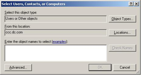3 From Control Panel, click Administrative Tools, and then click Active Directory Users and Computers. 4 Click the plus sign next to the Domain object to expand. 5 Click the Users folder.