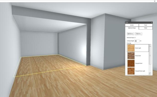 15 Adding additional Gallery Spaces The process for adding additional gallery spaces to the current space is the same as creating a new space.