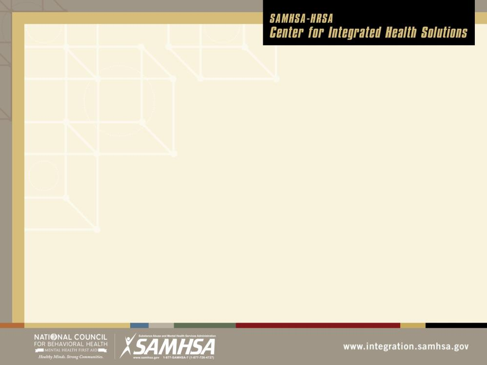 Integrating Behavioral Health and HIV Into Electronic Health Records Presented