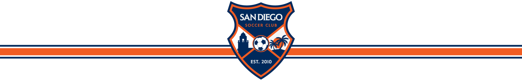 San Diego Soccer Club Sponsorship Dear Sponsor: San Diego Soccer Club (SDSC) has been operating in the North San Diego County area for over 30 years, providing recreational and competitive soccer to