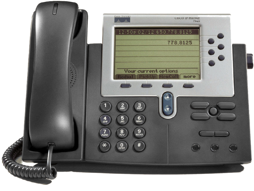 CHAPTER 1 Cisco IP Phone 7960G and Cisco IP Phone 7940G for Cisco IOS Telephony Services Button Legend The Cisco IP Phone 7960G and the Cisco IP Phone 7940G differ only in the number of available