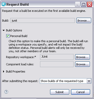 item fixed in build Build corresponding to a