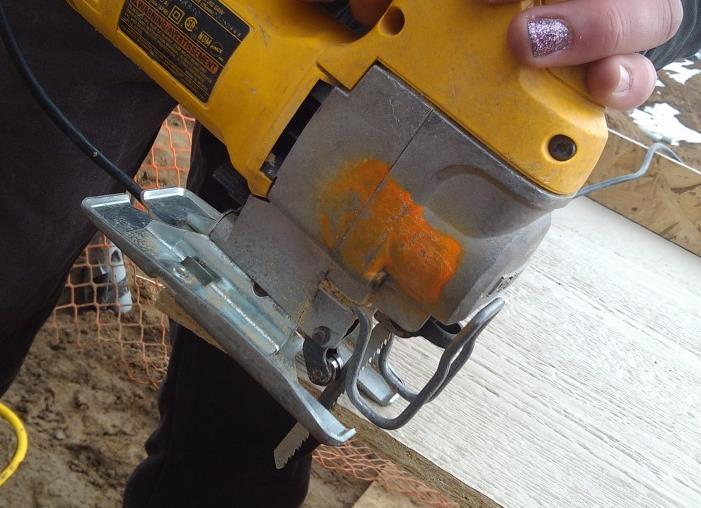 Safe Tool Use: Jig Saw PPE: Remember, anyone operating this or any power saw for more than 2 hours is required to