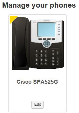 Indicator User ring tone: select ring tone using the chart below: Cisco SPA 504G, 508G, 514G Telephone Models Cisco SPA 525G Telephone Models Ring Option Description Ring Option Description Silent No