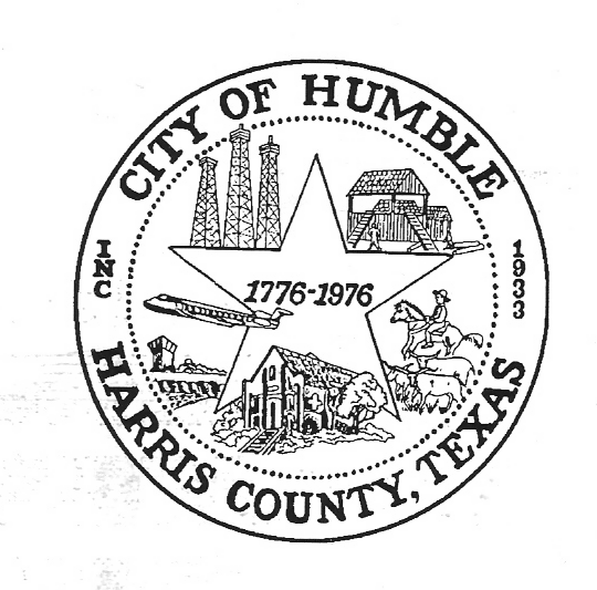 CITY OF HUMBLE DIVISION OF EMERGENCY MANAGEMENT DISASTER