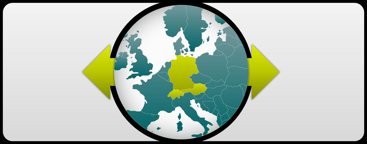 02 Our Core Region: German Speaking Europe (D-A-CH) 4 th largest economy worldwide 1 100m inhabitants 77m internet users $4.