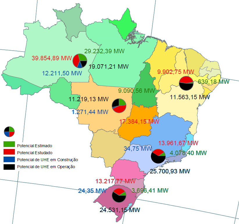 Strategic view on the long term Strategic view on the long term Brazilian Hydro capacity is large and greatly untapped The company s core business is the power industry in where our expertise assures