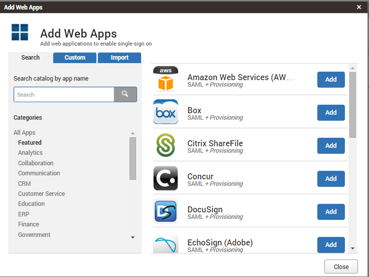 Adding mobile applications by using Cloud Manager This section describes adding and deploying mobile applications by using Cloud Manager from the conceptual level.