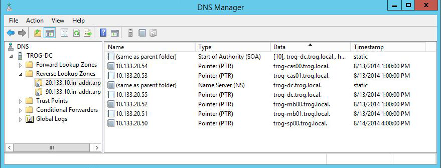 Configure Outlook Anywhere for NTLM Client Authentication Run the following commands on one or more Exchange Client Access Servers to configure Outlook Anywhere for NTLM.