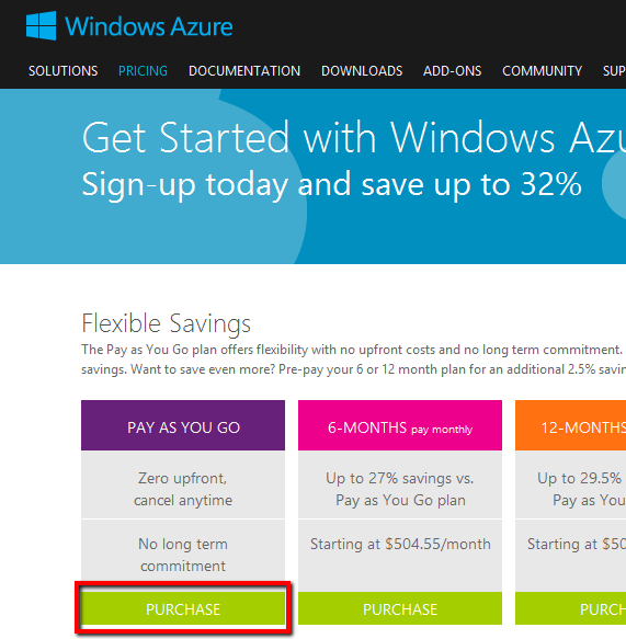 CONFIGURING MICROSOFT WINDOWS AZURE WHAT IS MICROSOFT WINDOWS AZURE?