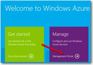 CREATING AN AZURE VIRTUAL MACHINE Once you have created your Azure account: 1. Go to http://www.
