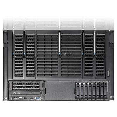 Server Specifications Server Processor Memory Storage HP ProLiant DL 785 G5 8 x Quad Core AMD 8300 series Opteron 2.