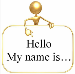 NEW Extraordinary Minister of Holy Communion EMHC CAPTAIN NAME TAGS Beginning soon, all EMHC Captains will be suggested to wear name tags to identify them as captains to EMHCs, Worship Coordinators