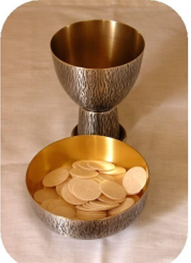 NEW Extraordinary Minister of Holy Communion SACRED VESSEL CLEANSING PROCESS At the end of each Mass, the EMHC Captain is responsible for ensuring that all sacred vessels have been properly cleansed