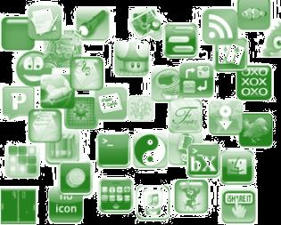 BILLIONS OF USERS MILLIONS OF OF APPS Mobile Cloud Big Data