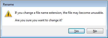 Getting Started with Programs Lesson 15 You cannot open a file due to a compatibility error.