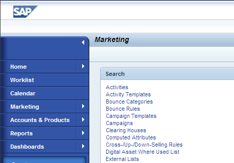 Where-Used List Where-Used List is needed to search for all CRM Business Objects which are using a specific Digital Asset which means which have a specific Digital Asset assigned After
