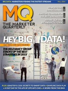 Hosted by The Marketer Quarterly Research by The