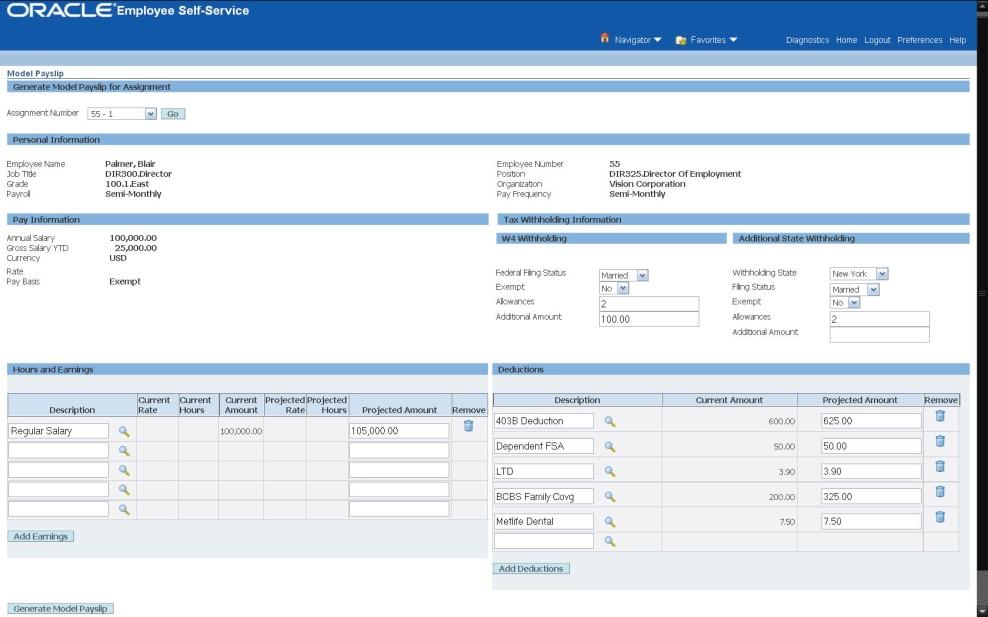 Continuous Calculation Engine The Continuous Calculation Engine lets you spread the payroll processing workload across the payroll period, reducing both cycle times and processing footprint.