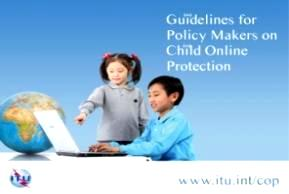 COP Guidelines ITU has worked with some COP partners to develop the first set of