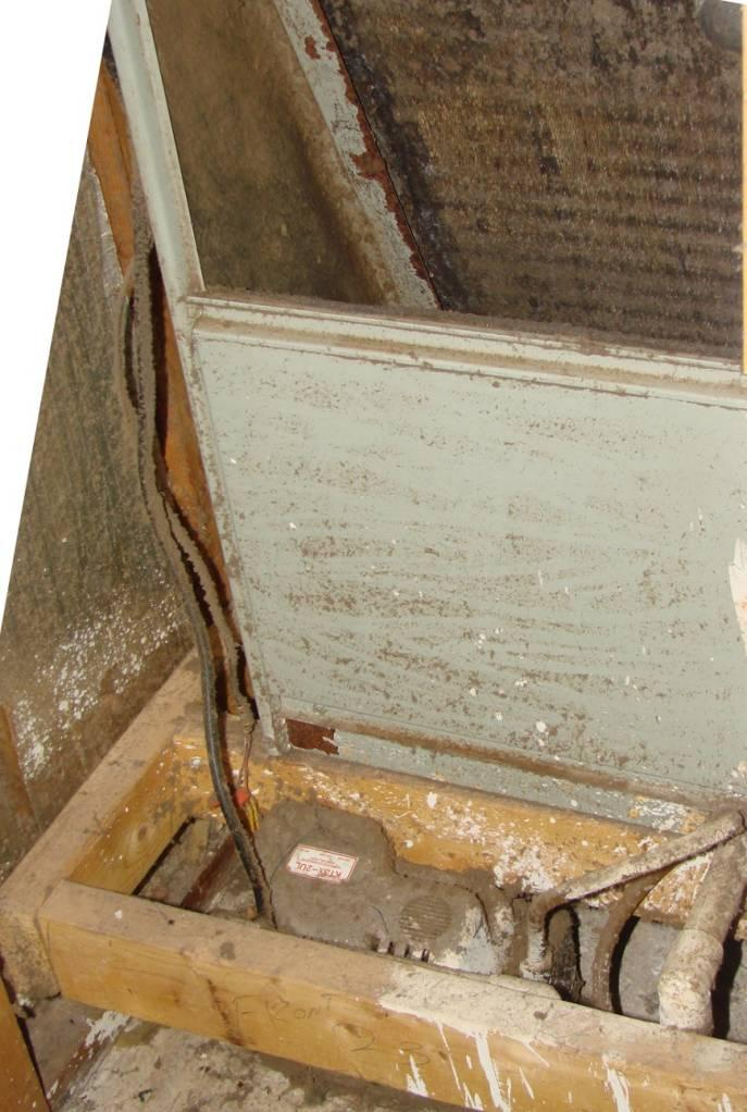 Typical Pre-Retrofit Issues Neglected coils Leaky return and supply plenums Poorly sealed AHU closets Restricted return air flow High levels of