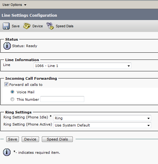 SoftPhone for Windows 7 QRG Page 2 Log into CallManager Your SoftPhone and CallManager passwords are linked. If you used CallManager in the past, use the password provided in training to login. 1.