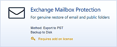 1. Introduction The BackupAssist Exchange Mailbox Add-on is used to achieve brick-level backups of your Exchange Server. The add-on extracts Exchange mail data to separate PST files.