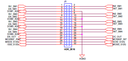 Hardware Design 3 Hardware Design 3.1 Control Signal Flap motor control signals are given in Figure 5.