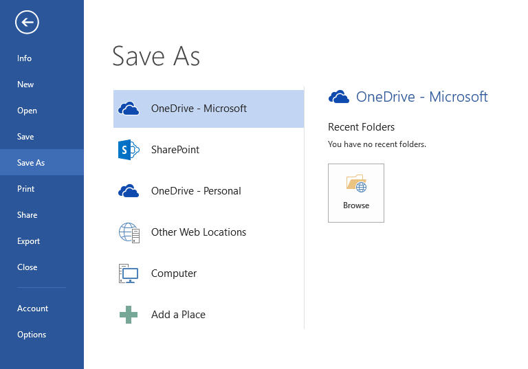 10 Save and Share Files in the Cloud with OneDrive for Business Send email to all the people you re sharing with You can quickly send email to everyone you re sharing with.