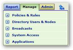Configure Network Composer to communicate with Active Directory Server Agent This is the second step of the Directory