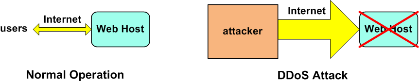 What is a Distributed Denial of Service Attack?