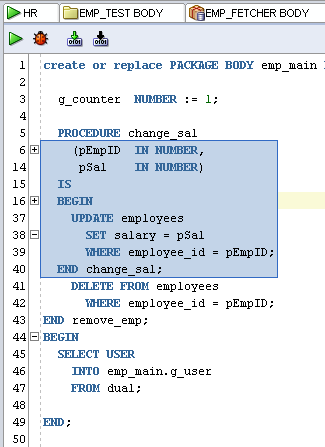 SQL Developer: Integrated Platform Create database connections Create and browse objects Query and update data Import data, export data and objects Use the SQL Worksheet Tune SQL using