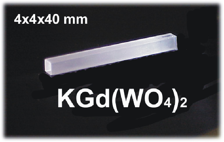 (E//C 2 ) Raman gain (1.06 µm) 39.4 cm/gw 18.6 cm/gw group of prof.