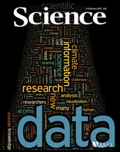 influx of research data.