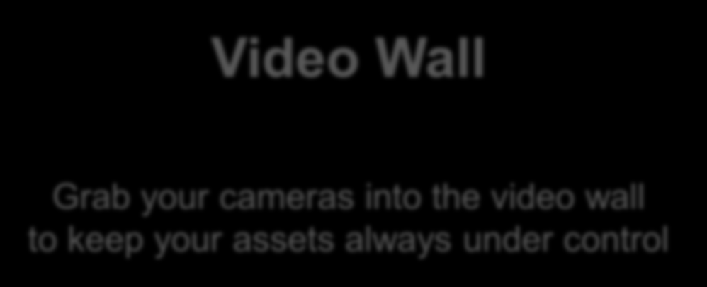 Get all Assets Under Control HITACHI Visualization Video Wall Grab your