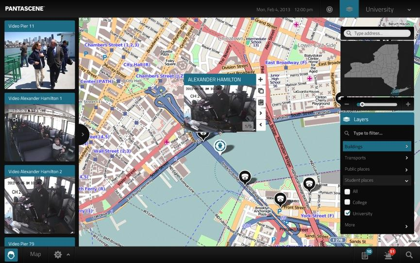 Provides Full Level of Details Hitachi Visualization Mini Maps