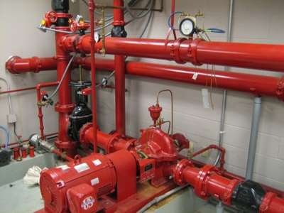 FIRE PUMP SUPERVISION Supervise fire pumps as stipulated in NFPA 20 Installation of Stationary Pumps for Fire