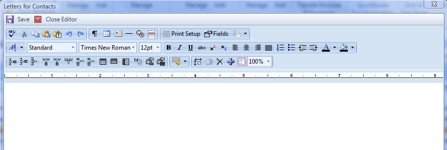 Figure 101: Edit Properties Screen 4. Fill in the appropriate information on the screen, including a Document Name, Document type and Owner.