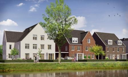 Housing and living Wide variety of available homes and housing plots Future construction projects Tudorpark Hoofddorp (1,350) Sportpark Toolenburg Hoofddorp (260) Southern edge of Hoofddorp (1,200)