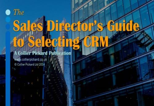 If you d like some handy guides to help you communicate the message about CRM and guide your team we have a