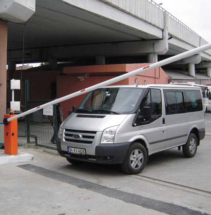 RFID BASED VEHICLE TRACKING SYSTEM Operating a managed, busy parking lot can pose significant challenges, especially to a government organization that also owns some of the vehicles in the lot.