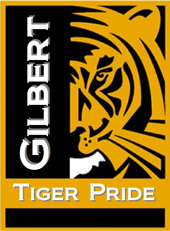 G I L B E R T H I G H S C H O O L M A R C H I N G B A N D 2 015 Welcome to the Gilbert Tiger Pride! It s going to be a great year, and we are happy that you are a part of the family.