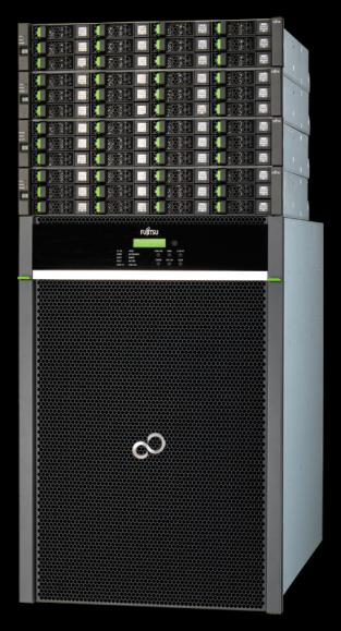 Product Lineup Rack mountable modules ETERNUS DX8700 S2 ETERNUS DX8700 S2 offers a unique modular architecture.